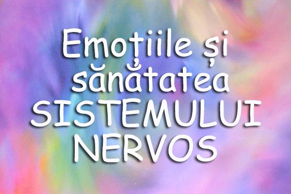 emotii sistemul nervos