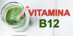 Semnele deficitului si de ce este necesara vitamina B12