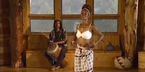 Dansul vindecator african
