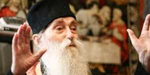 Parintele Arsenie Papacioc: Eu recomand o stare de veselie interioara