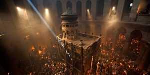 Sfanta Lumina - O Minune care se petrece an de an de Paste