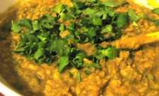 Bucataria indiana - KICHARI din linte rosie