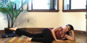 Pilates - Exercitii pentru picioare, abdomen, brate