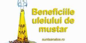 8 utilizari ale uleiului de mustar