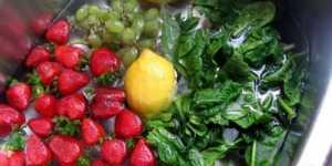 Neutralizarea pesticidelor de pe fructe si legume
