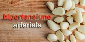 Hipertensiunea arteriala: remedii naturiste