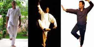Antrenamentul zilnic Jin Ji Du Li