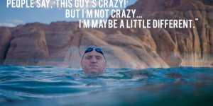 Martin Strel - Barbatul care inoata in cele mai lungi fluvii din lume