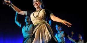 Ananda Shankar lupta impotriva cancerului prin dans