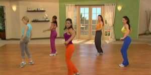 Salsa - Antrenamentul intregului corp