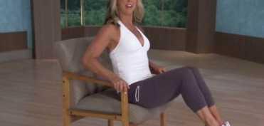 Antrenament la birou cu Denise Austin