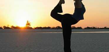 Yoga - Postura lui Nataraja, Zeul dansului