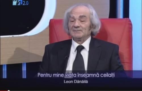 acad. prof. dr. Leon Danaila