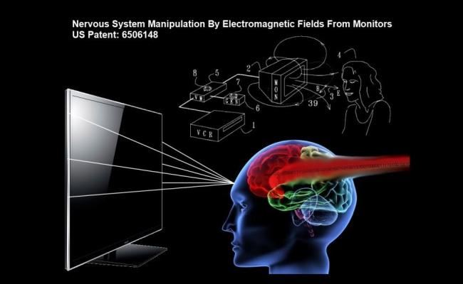 Controlul oamenilor prin intermediul undelor electromagnetice