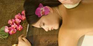 Masajul cu preparate din plante