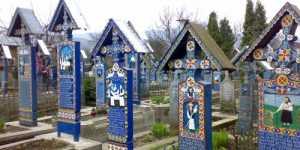 Cei ce sfidează moartea - Cimitirul vesel
