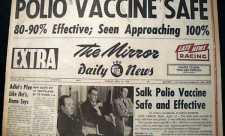 Vaccinarea antipolio -