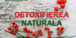 10 alimente pentru DETOXIFIEREA NATURALA a corpului