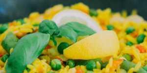 Budinca de legume