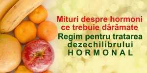 Mituri despre hormoni ce trebuie daramate
