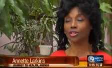 Annette Larkins a gasit elixirul tineretii