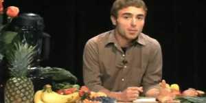 Serghei Boutenko - Green smoothie (bautura verde)