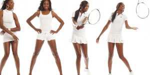 Venus Williams - dieta vegana pentru a combate sindromul Sjogren