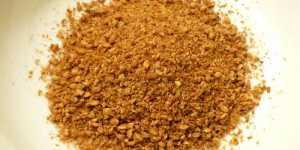 GOMASIO - sarea de susan