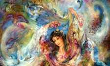 Rumi - Iubirea a spus