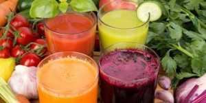 Sucurile proaspete din fructe si legume